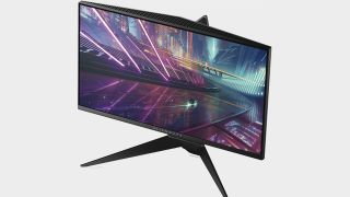 This Alienware 25-inch 1080p 240HZ gaming monitor is on sale for $385