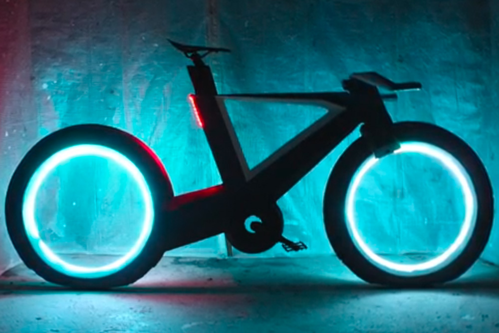 This Cyclotron Bike Promises To Be The Future Of Cycling
