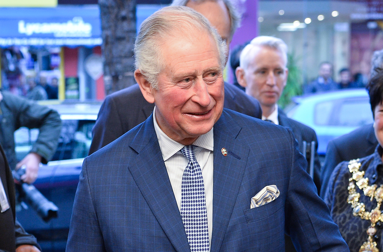 prince charles tk maxx visit princes trust retail scheme