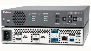 Extron Ships New HDMI-to-HDMI Scaler