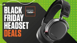 Black Friday gaming headset