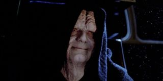 The Emperor from Star Wars: The Return of the Jedi