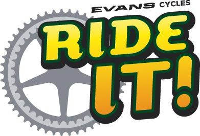 evans ride it logo