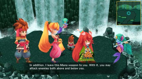 Secret of Mana review | PC Gamer