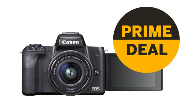 Grab this while you can... Canon EOS M50 is just £399 | Digital Camera World
