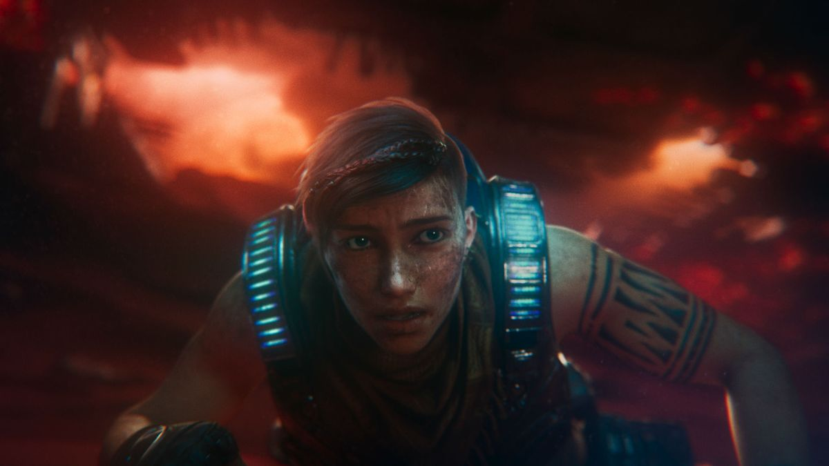 What is the song from the Gears 5 trailer?