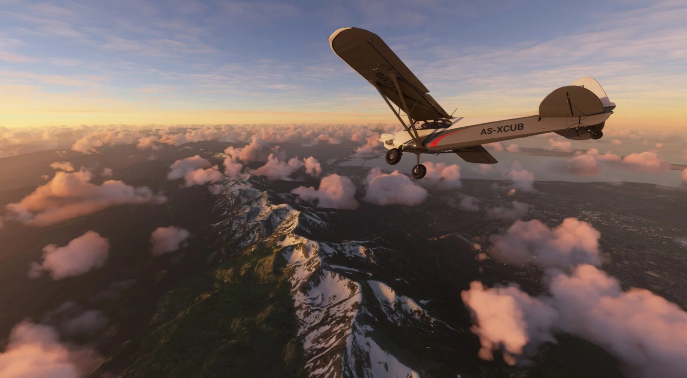 Microsoft Flight Simulator is looking gorgeous | PC Gamer