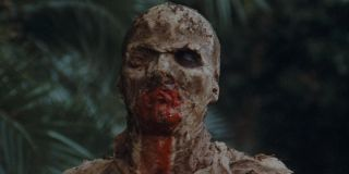 A zombie from Zombie