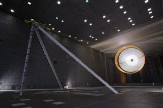 Giant Mars Rover Parachute Passes Key Test