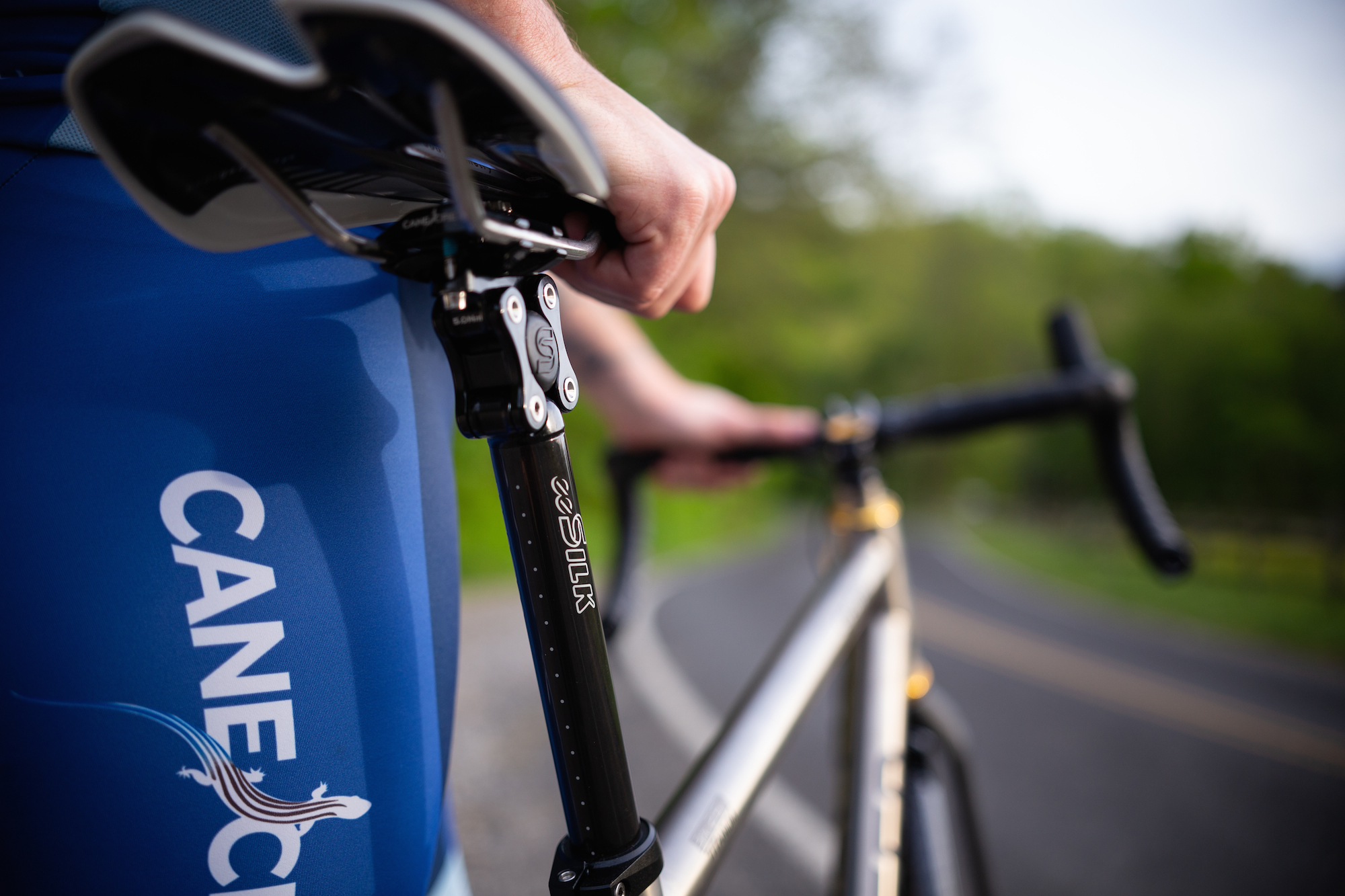 Two new Cane Creek eeSilk suspension seatposts unveiled, including a carbon flagship model - Cycling Weekly