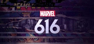 The anthology docuseries 'Marvel's 616' premieres on Disney+ this fall.