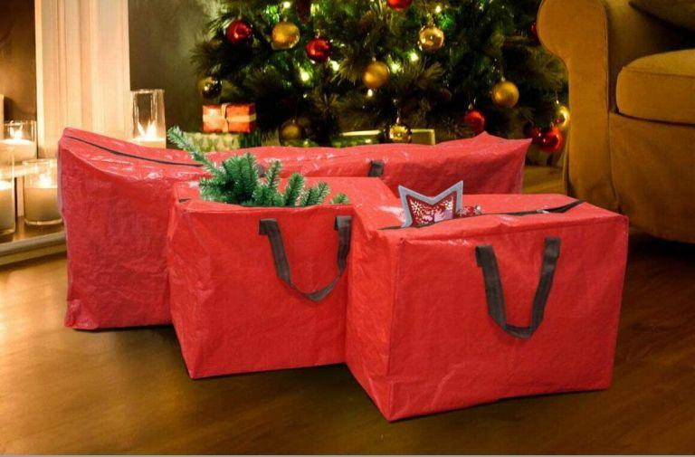 Best Christmas tree bags