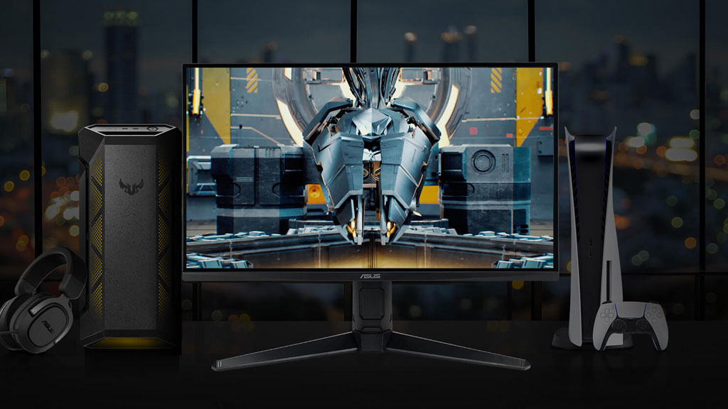 Asus launches a 4K 144Hz monitor that ticks all the right boxes for PC and console gaming   PC Gamer