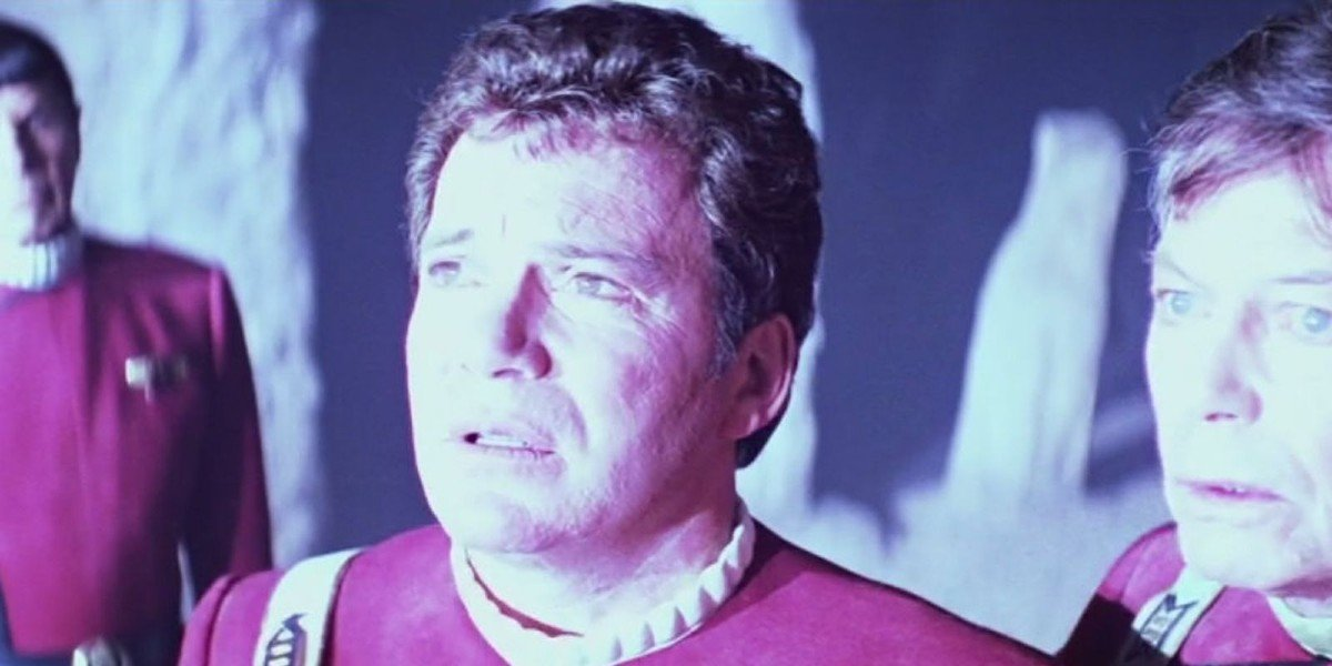 Leonard Nimoy, William Shatner, DeForest Kelley - Star Trek V: The Final Frontier