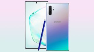Samsung Galaxy Note 10+ specs leak: main camera has f/1.5 aperture