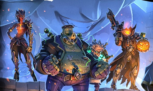A new Overwatch Halloween comic features 'The Return of ...