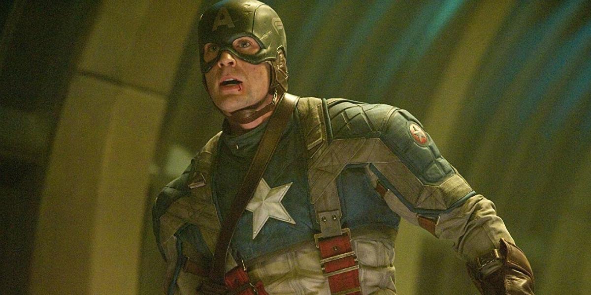 Chris Evans - Captain America: The First Avenger