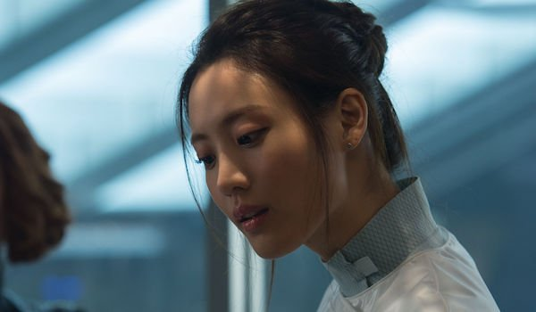 Claudia Kim as Helen Cho in Avengers: Age of Ultron