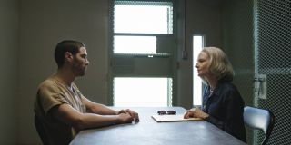 Tahar Rahim and Jodie Foster in The Mauritanian