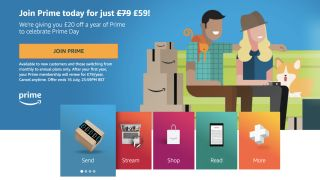 Flash Deal: £20 off Amazon Prime membership - free Premier League games, Prime Day exclusives and more