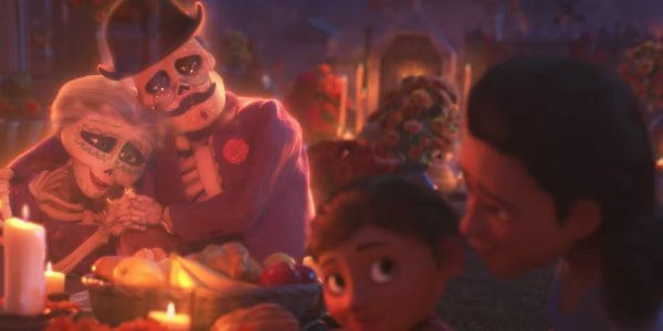 Pixar's Coco Day of the Dead
