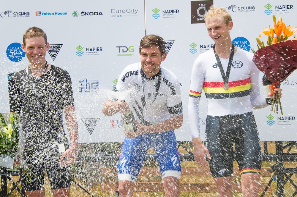 Two-time Olympic rowing champion wins national time trial medal