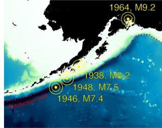 Alaska Megathrust