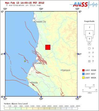 california earthquake today, northern california earthquake feb 13, feb 13 earthquake, earthquake in northern california