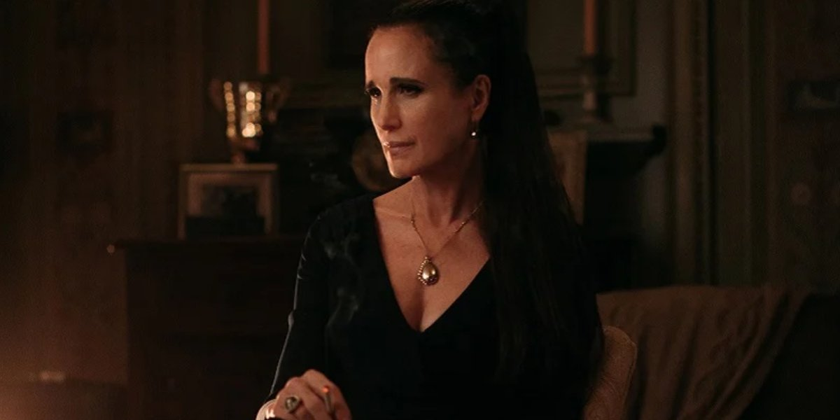 Andie MacDowell in Ready or Not
