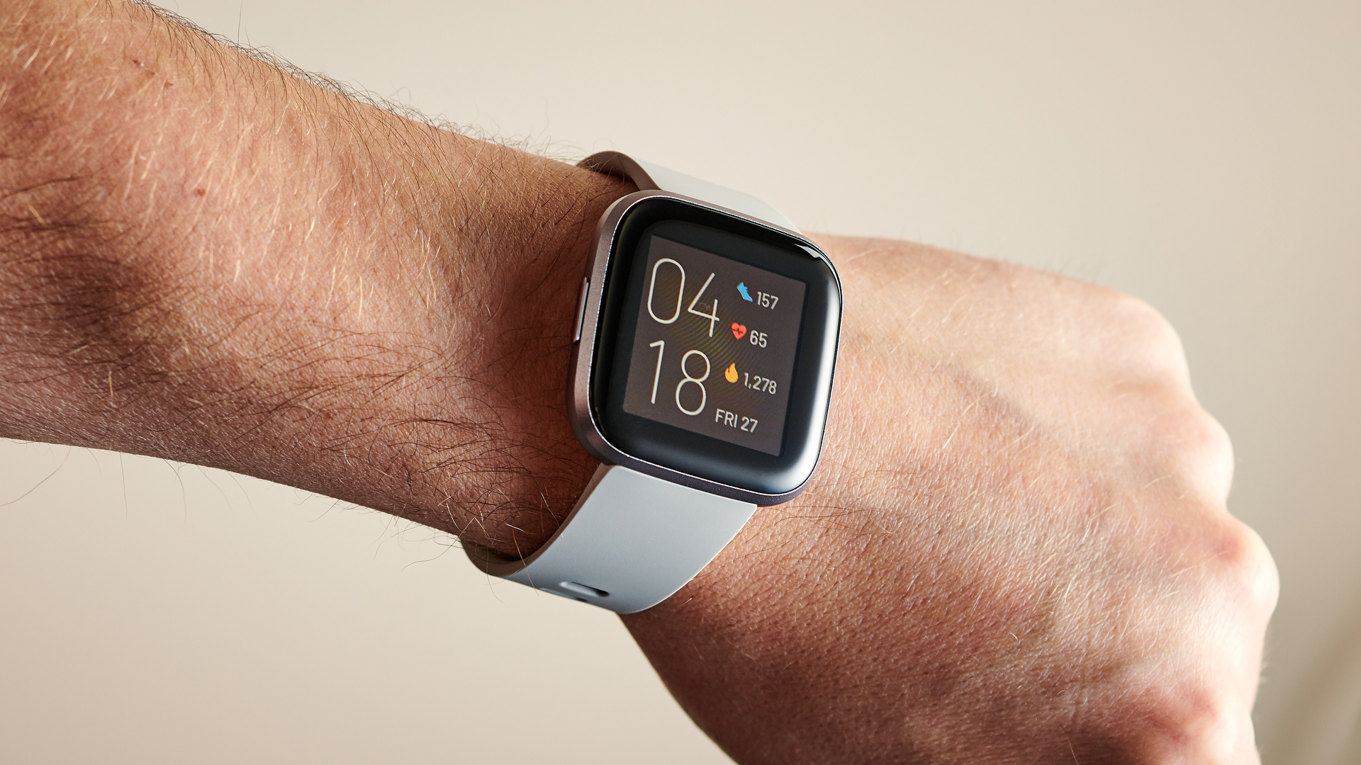 The Versa 2's design should suit most wrists