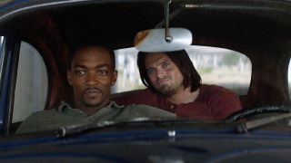 New on Disney Plus: Falcon and Winter Soldier