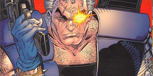 Cable Marvel Comics
