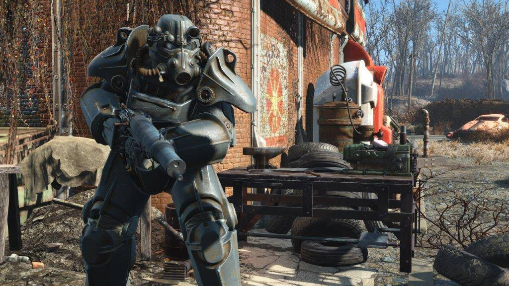 Image result for Fallout 4 is free this weekend on Steam for the first time ever images