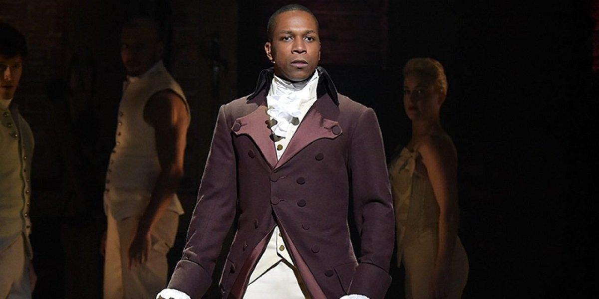 Hamilton's Leslie Odom Jr Talks Quarantining From His Pregnant Wife After Ellen DeGeneres COVID Scare