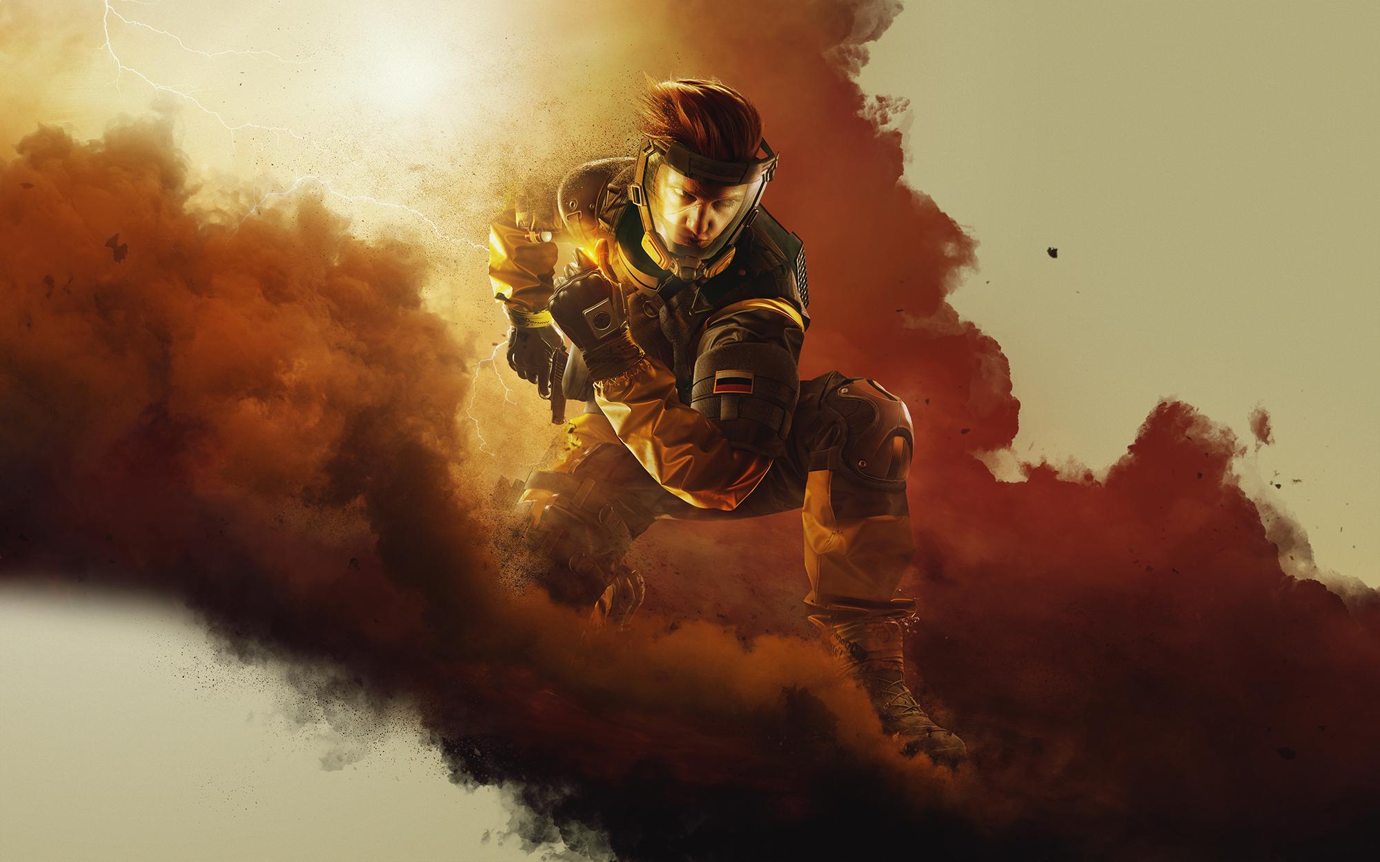 Rainbow Six Siege test server patch buffs Finka, nerfs IQ