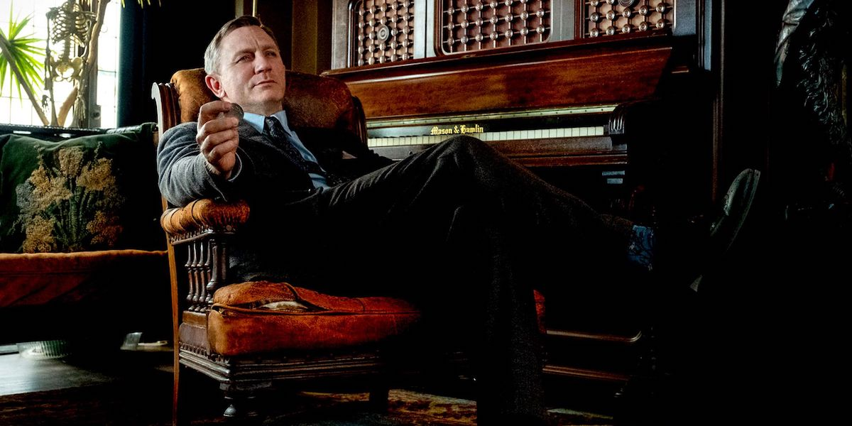 Apparently Daniel Craig And Rian Johnson Are Getting Huge Paydays For Knives Out's Netflix Deal