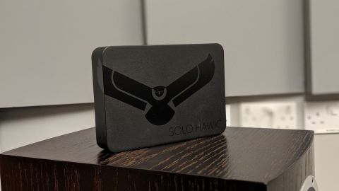 ioSafe Solo Hawk waterproof rugged SSD review | TechRadar