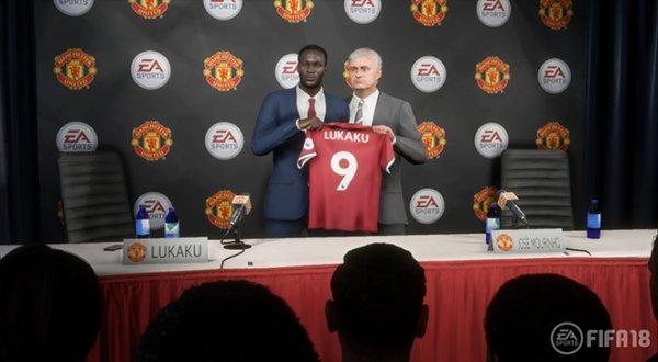 FIFA 18 Career Mode
