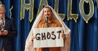 Adam Sandler in 'Hubie Halloween'