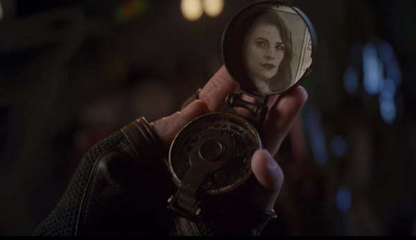 Peggy picture in Endgame