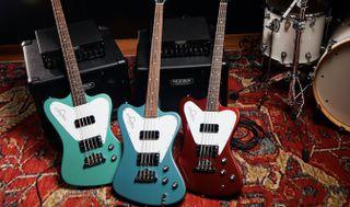 Gibson's 2021 Non-Reverse Thunderbird bass