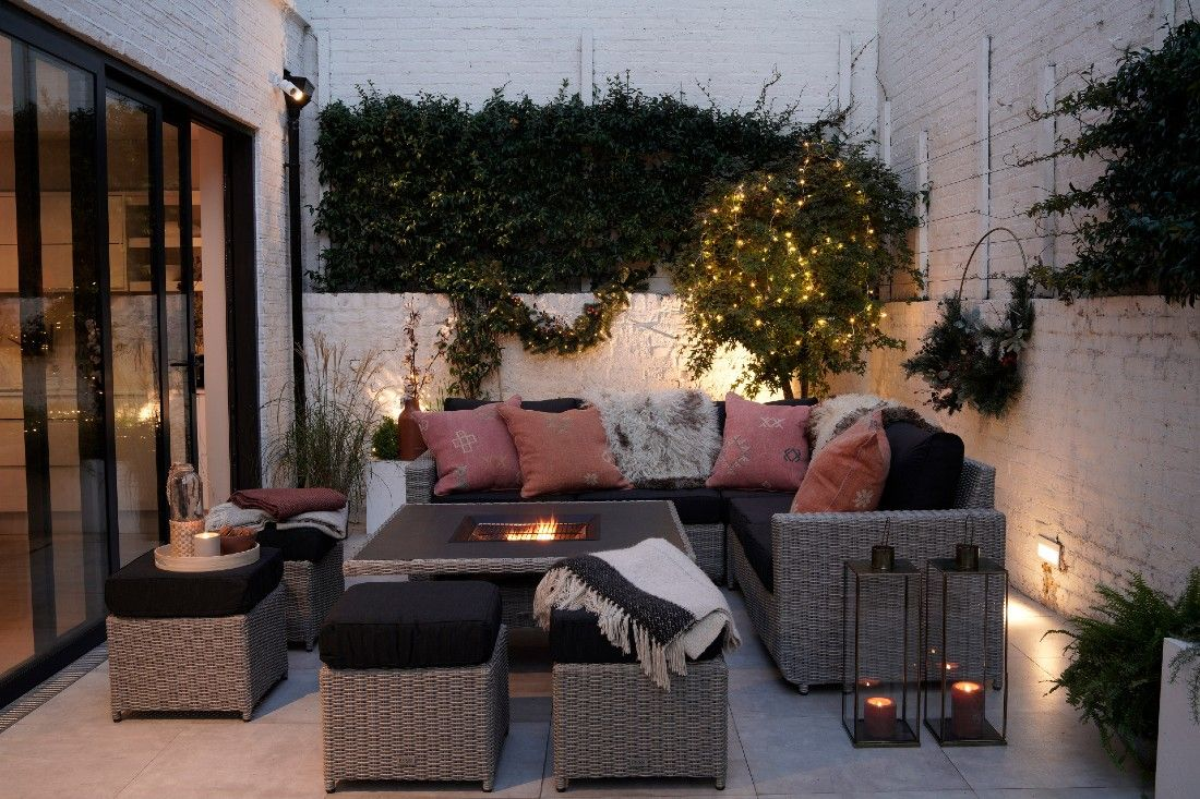 This is how we're getting our outdoor spaces ready for spring