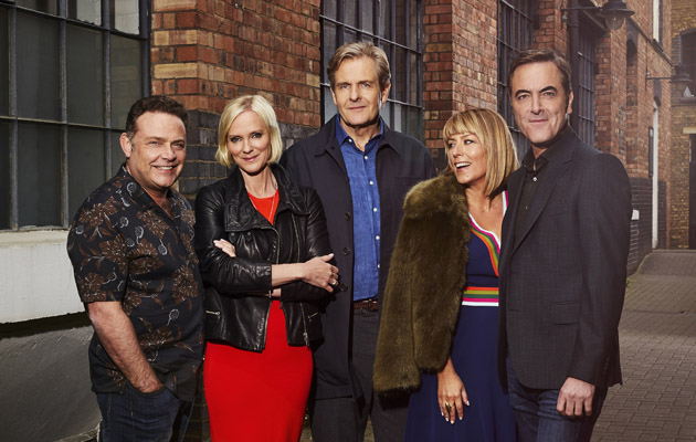 Cold Feet series seven cast