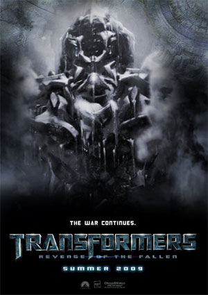 The Transformers 2 Poster That Should Have Been - CINEMABLEND