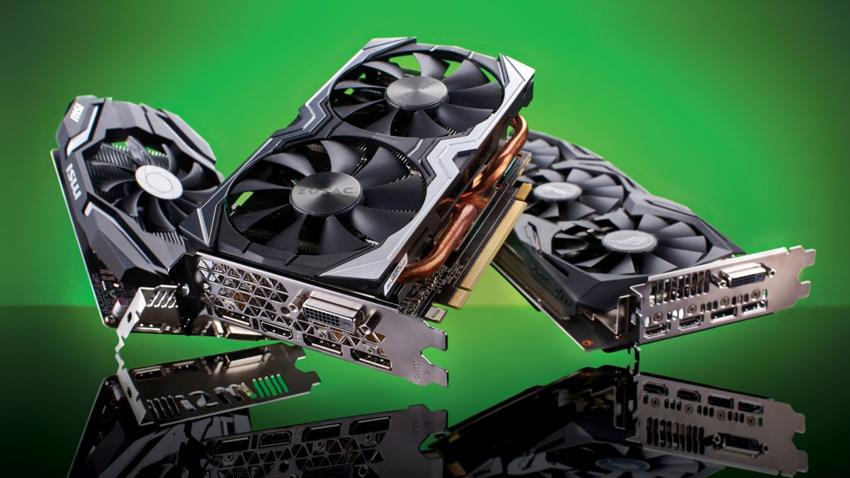 Best Graphics Cards 2021 The Best Gpus For Gaming Techradar