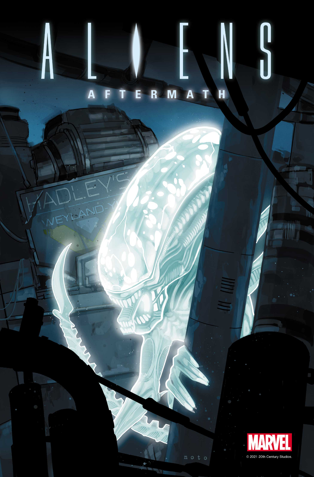 Extraterrestres: Consecuencias # 1