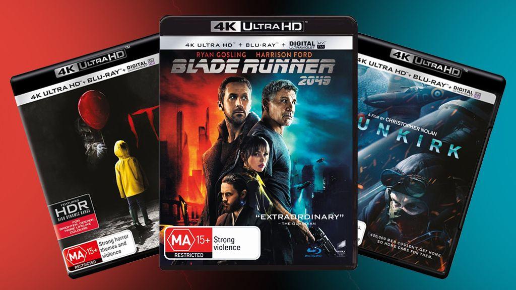 The Best 4K Ultra Hd Blu-Ray Movies  Techradar-7143