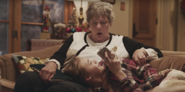 Watch Grandparents Finally Get Caught Up With Technology In Adorable Holiday Ad