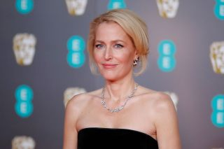 The First Lady — GIllian Anderson is set to star as Eleanor Roosevelt.