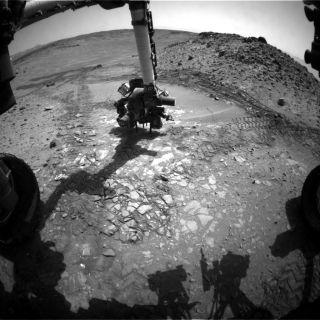 Curiosity Doesn't Drill 'Bonanza King'